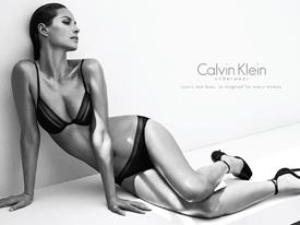 VaLentine Calvin Klein Commercial